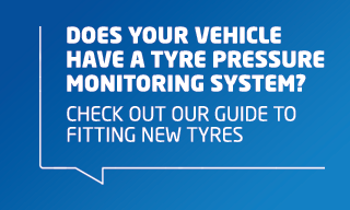 Tyre Pressure Monitoring System-banner