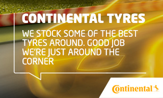 Continental Tyres-banner