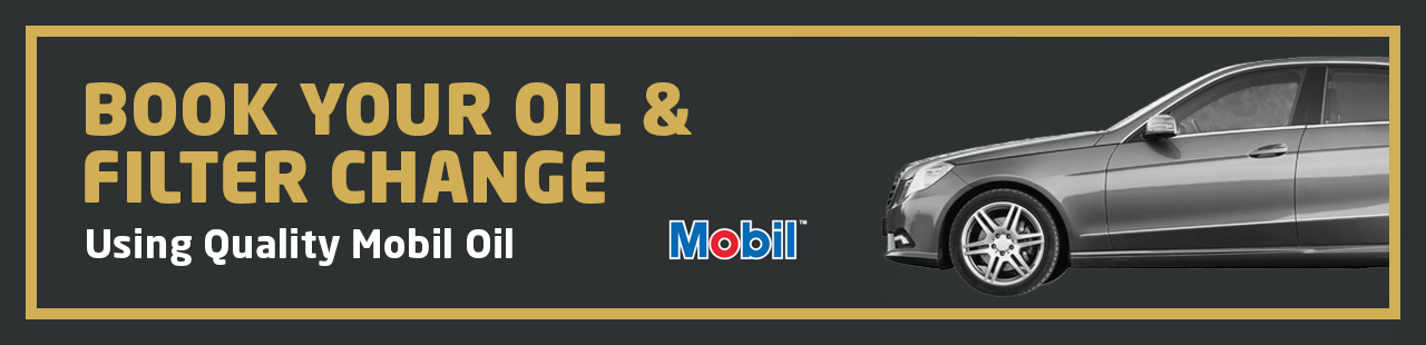 Book an oil and filter change