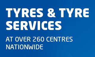 Tyres and tyre services