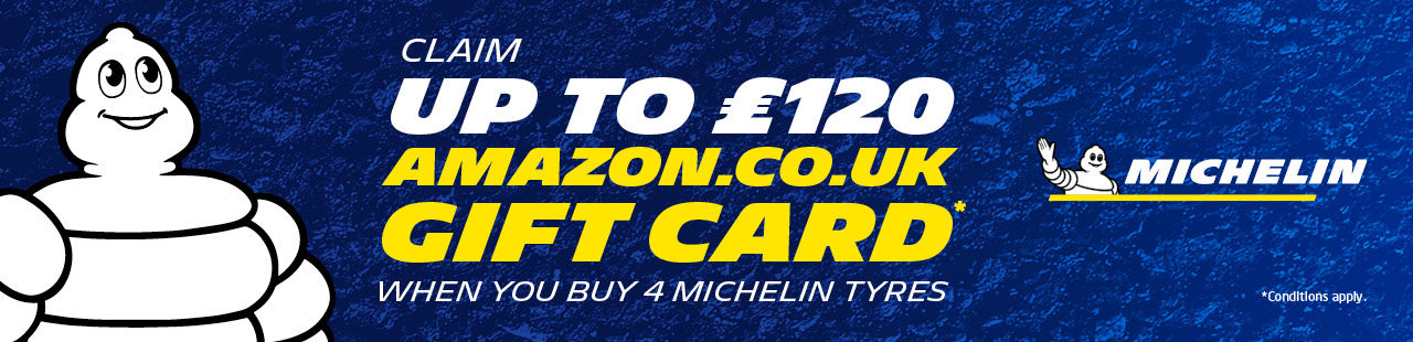 Michelin Promotion Banner
