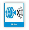 EU Tyre Label - Noise Icon