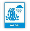 EU Tyre Label - Wet Grip Icon