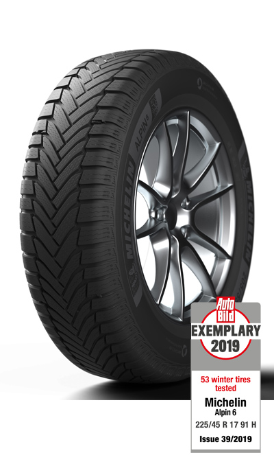 MICHELIN ALPIN 6 tyre