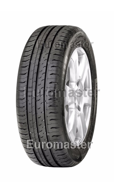 CONTINENTAL CONTIECOCONTACT 5 215/45 R17 tyre