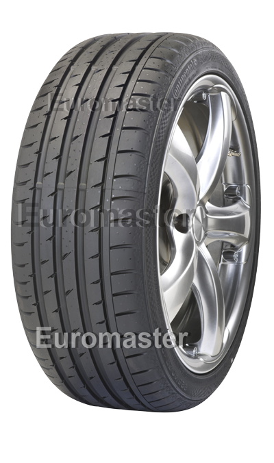 CONTINENTAL CONTISPORTCONTACT 3 245/45 R18 tyre