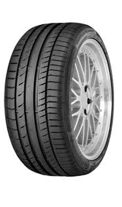 CONTINENTAL CONTISPORTCONTACT 5P 255/45 R18 tyre
