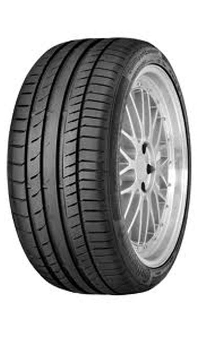 CONTINENTAL CONTISPORTCONTACT 5P 295/40 R21 tyre