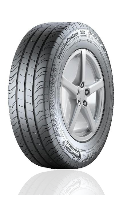 CONTINENTAL CONTIVANCONTACT 200 225/55 R17 tyre