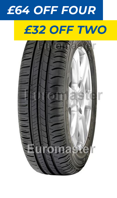 MICHELIN ENERGY SAVER+ 175/70 R14 tyre