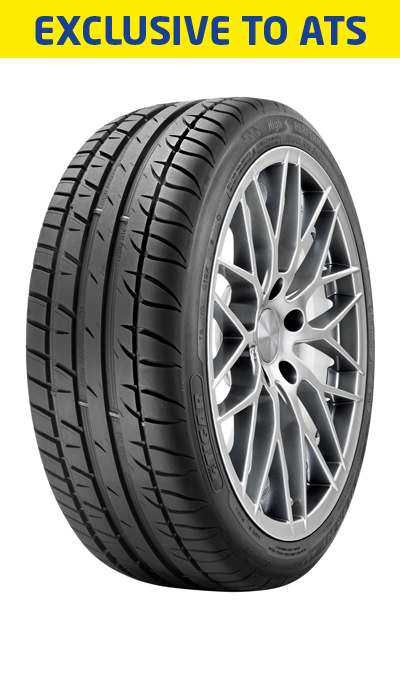 TIGAR HIGH PERFORMANCE tyre