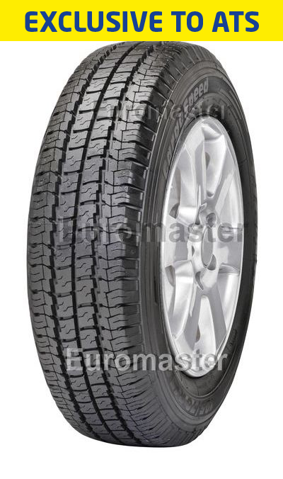 Image for 225/70R15 TIGAR CARGOSPEED TL from ATS Euromaster